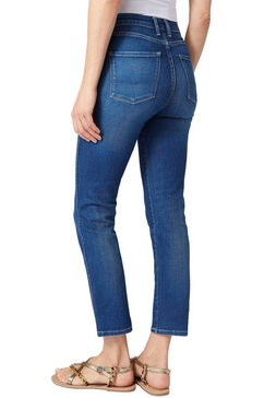 pepe jeans slim fit jeans »dion 7-8 archive« blauw
