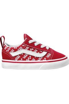 vans sneakers »old skool« rood