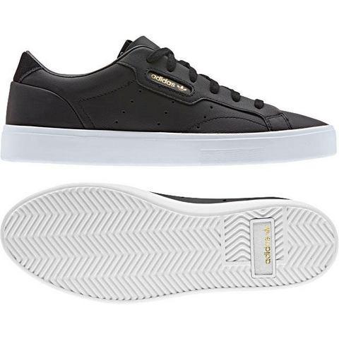 adidas originals sneakers zwart