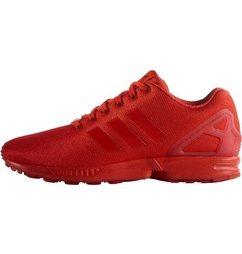 adidas originals sneakers zx flux rood