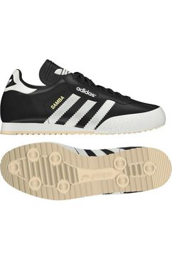adidas originals sneakers »samba super« zwart