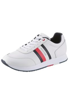 tommy hilfiger sneakers »leeds 10a2« wit