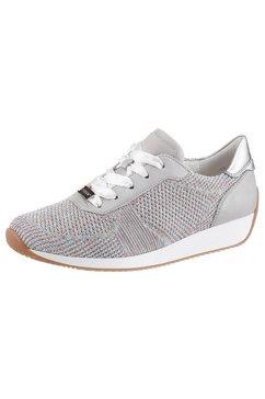 ara sneakers »lissabon« grijs