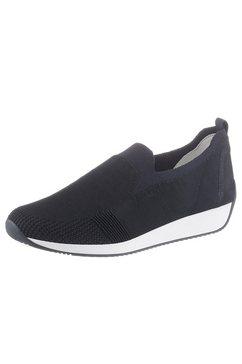 ara slip-on sneakers »lissabon« blauw
