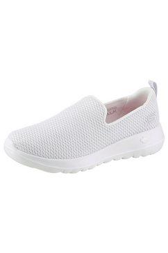 skechers slip-on-sneakers »go walk joy« wit