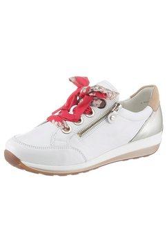 ara sneakers osaka uit de moderne let´s dance collectie by frauke ludowig wit