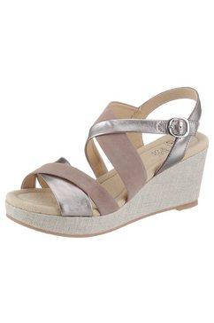 ara sandaaltjes »riccione« beige
