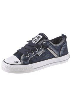 dockers by gerli slip-on sneakers blauw