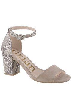 tizian shoes sandaaltjes »la spezia« beige
