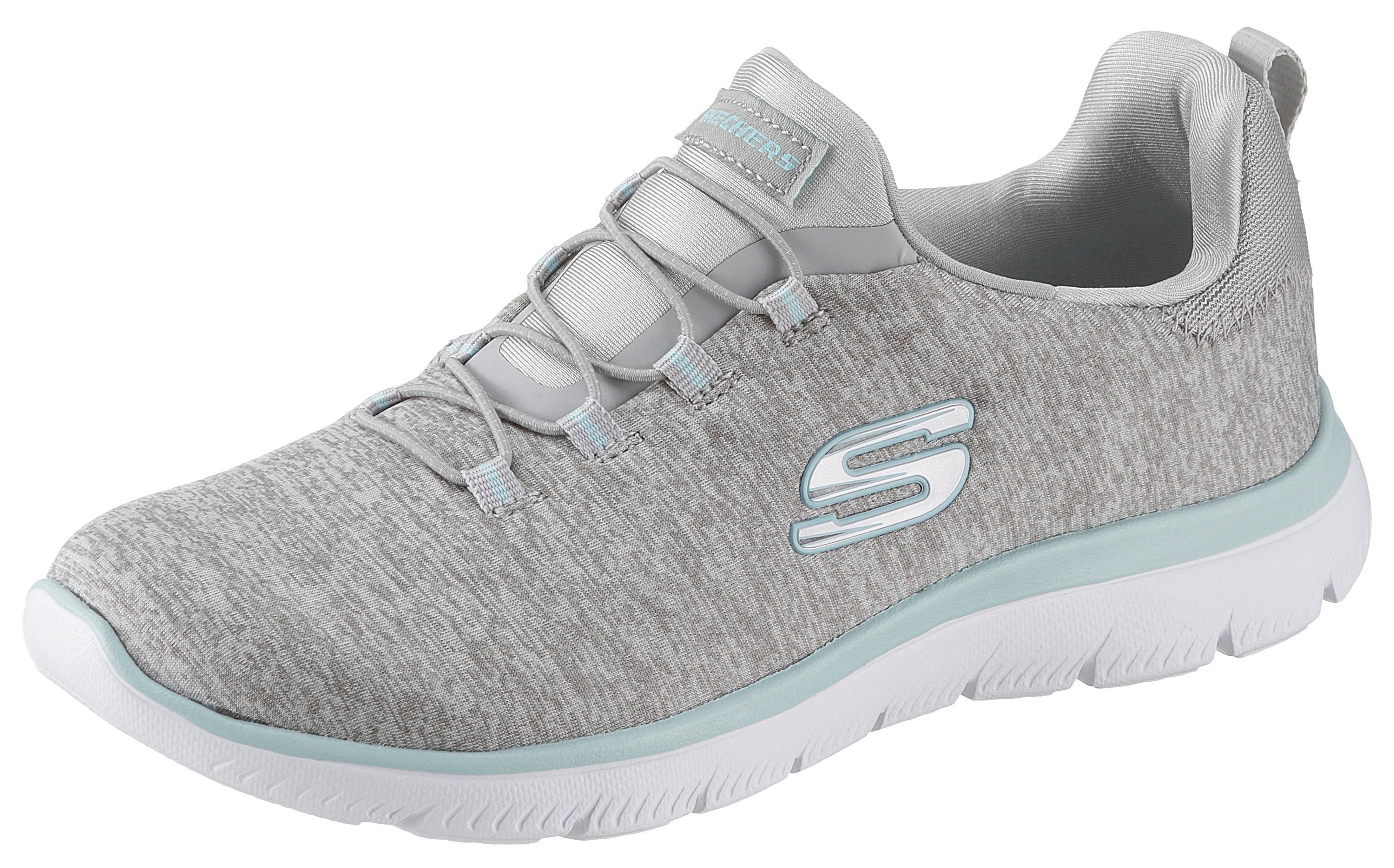 SKECHERS slip-onsneakers »Summets-Quick Getaway« bestellen: 30 dagen bedenktijd