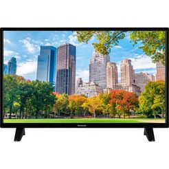 hanseatic 32h400 led-tv (80 cm - 32 inch), hd-ready zwart