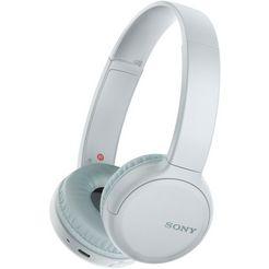 sony on-ear-hoofdtelefoon wh-ch510 wit
