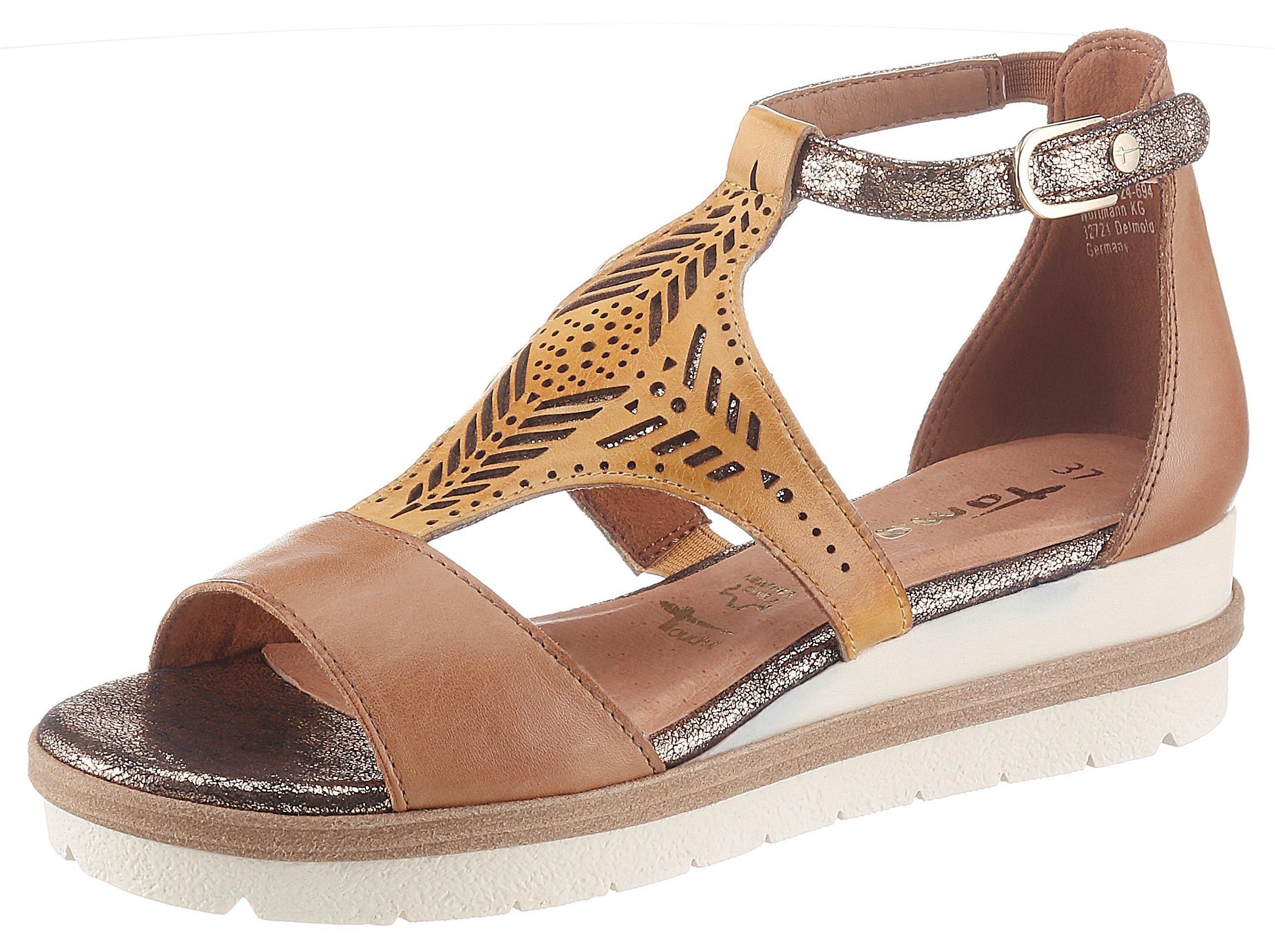 Tamaris sandalen »Eda« bestellen: 30 dagen bedenktijd