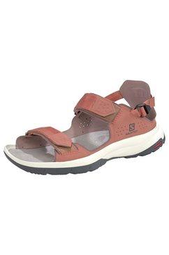salomon outdoorsandalen »tech sandal feel w« bruin