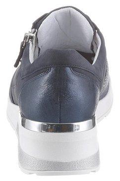 waldlaeufer veterschoenen »h-clara-soft« blauw