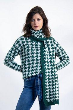 garcia gebreide sjaal groen