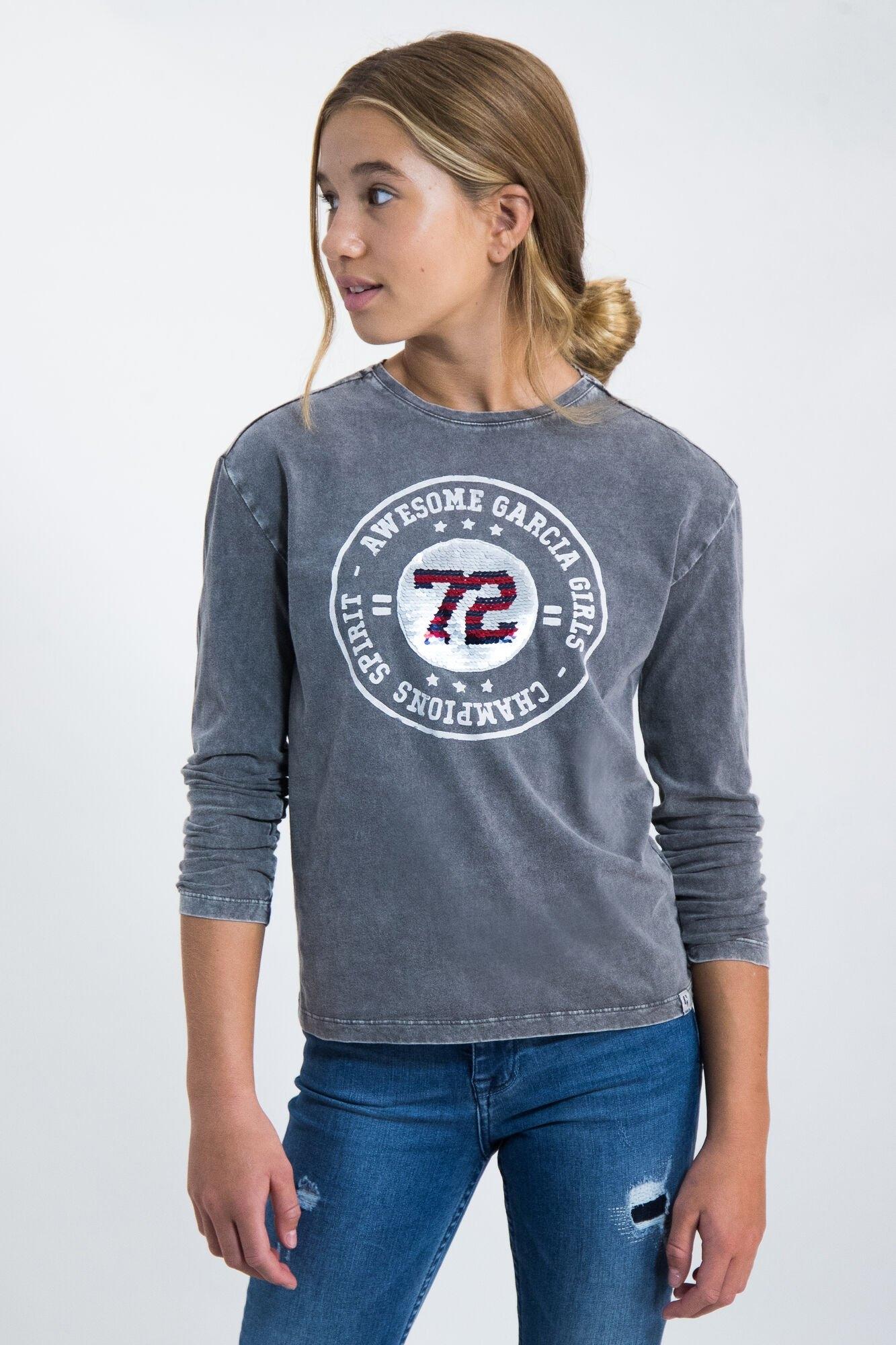 Op zoek naar een Garcia shirt met lange mouwen? Koop online bij OTTO
