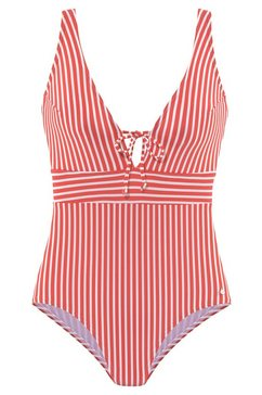 s.oliver red label beachwear badpak rood