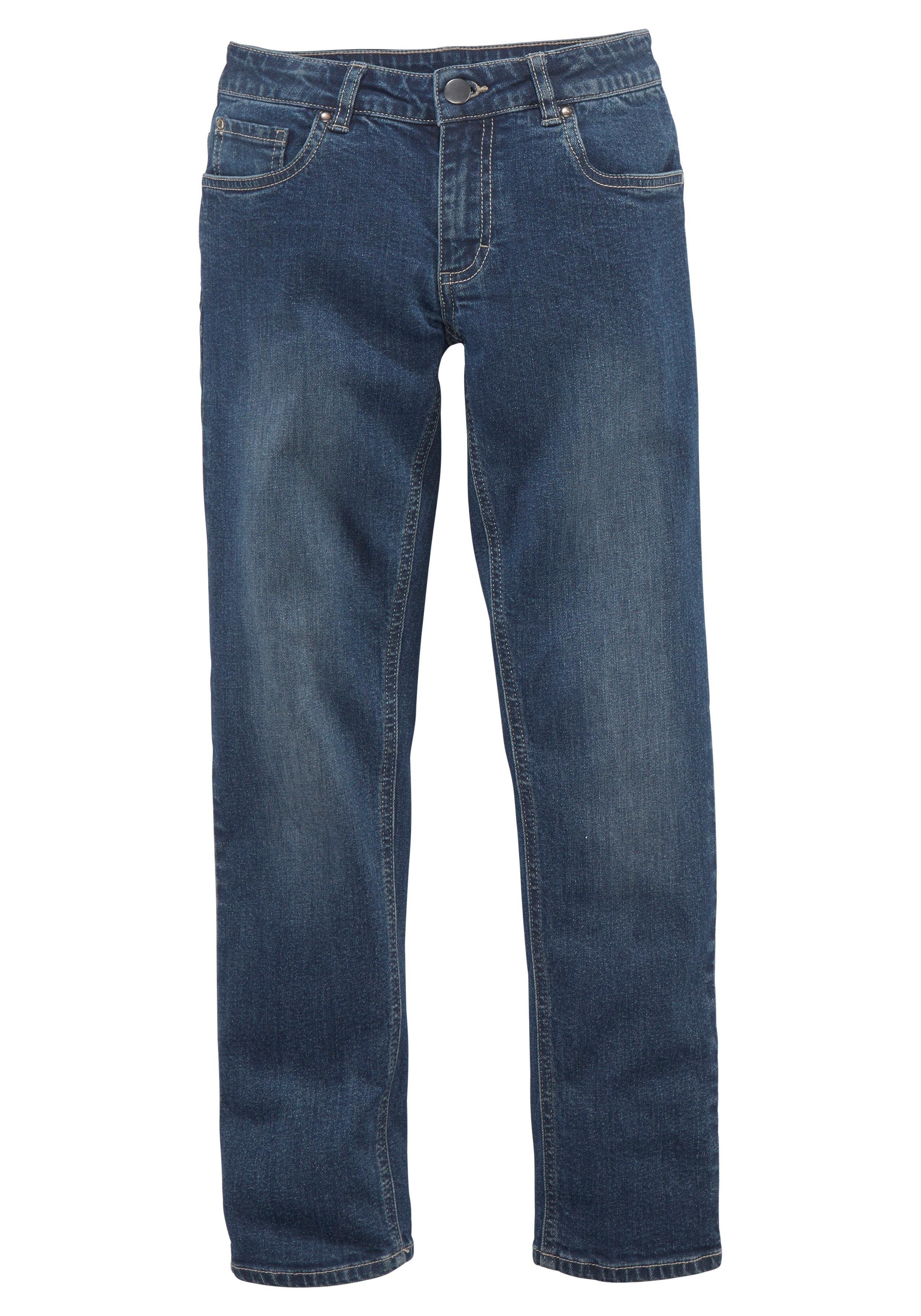 KIDSWORLD stretch jeans in de webshop van OTTO kopen