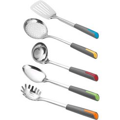 esmeyer set keukengerei zilver