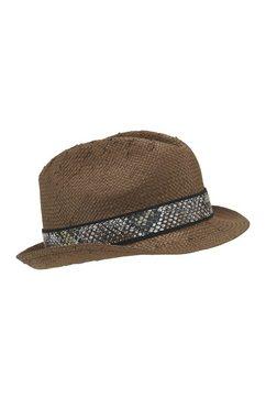 hoed bruin