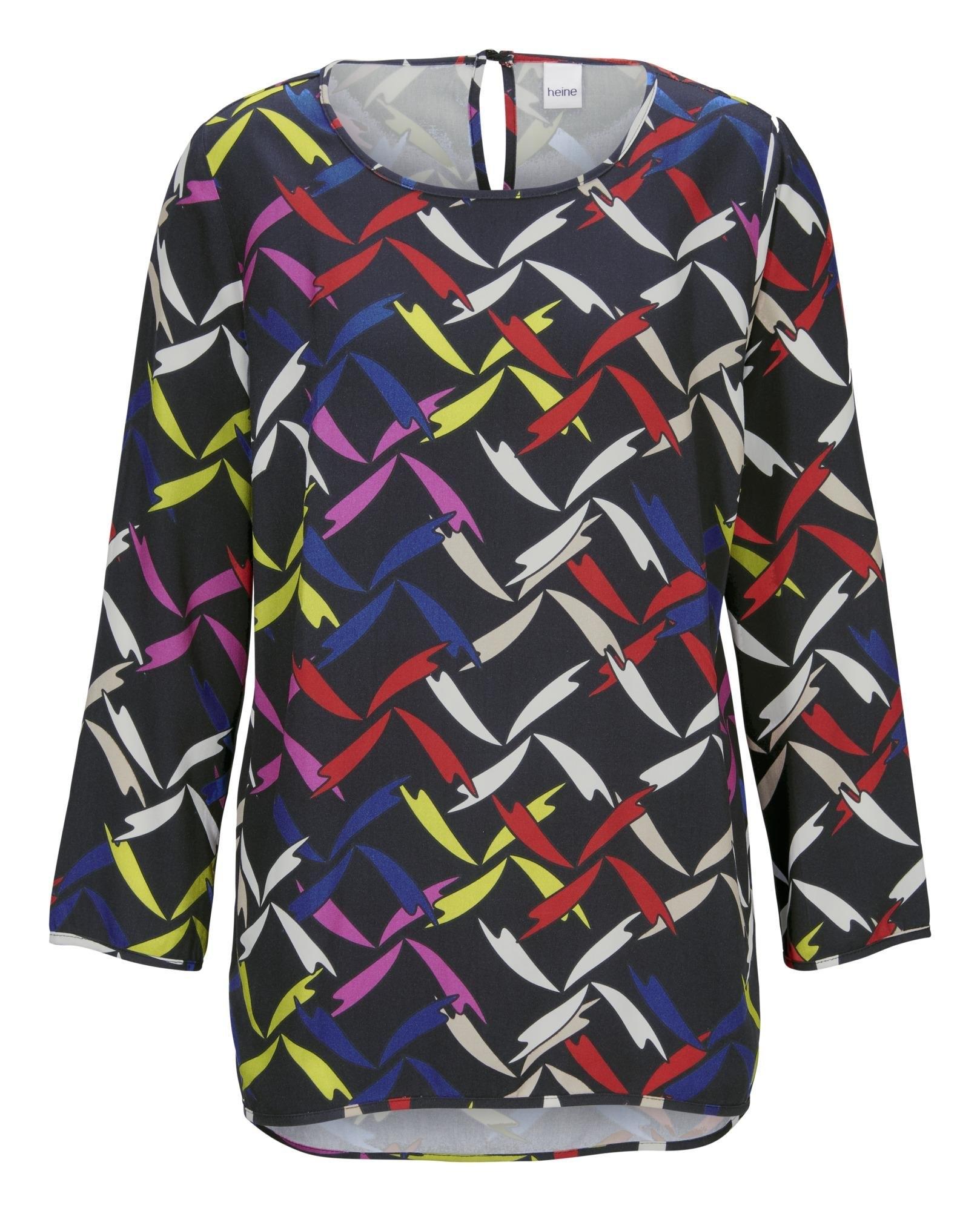 Op zoek naar een heine Gedessineerde blouse? Koop online bij OTTO