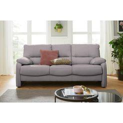exxpo - sofa fashion 3-zitsbank zilver