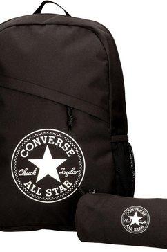 converse schoolrugzak schoolpack xl inclusief etui (2) zwart