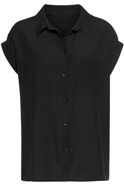 lascana overhemdblouse zwart