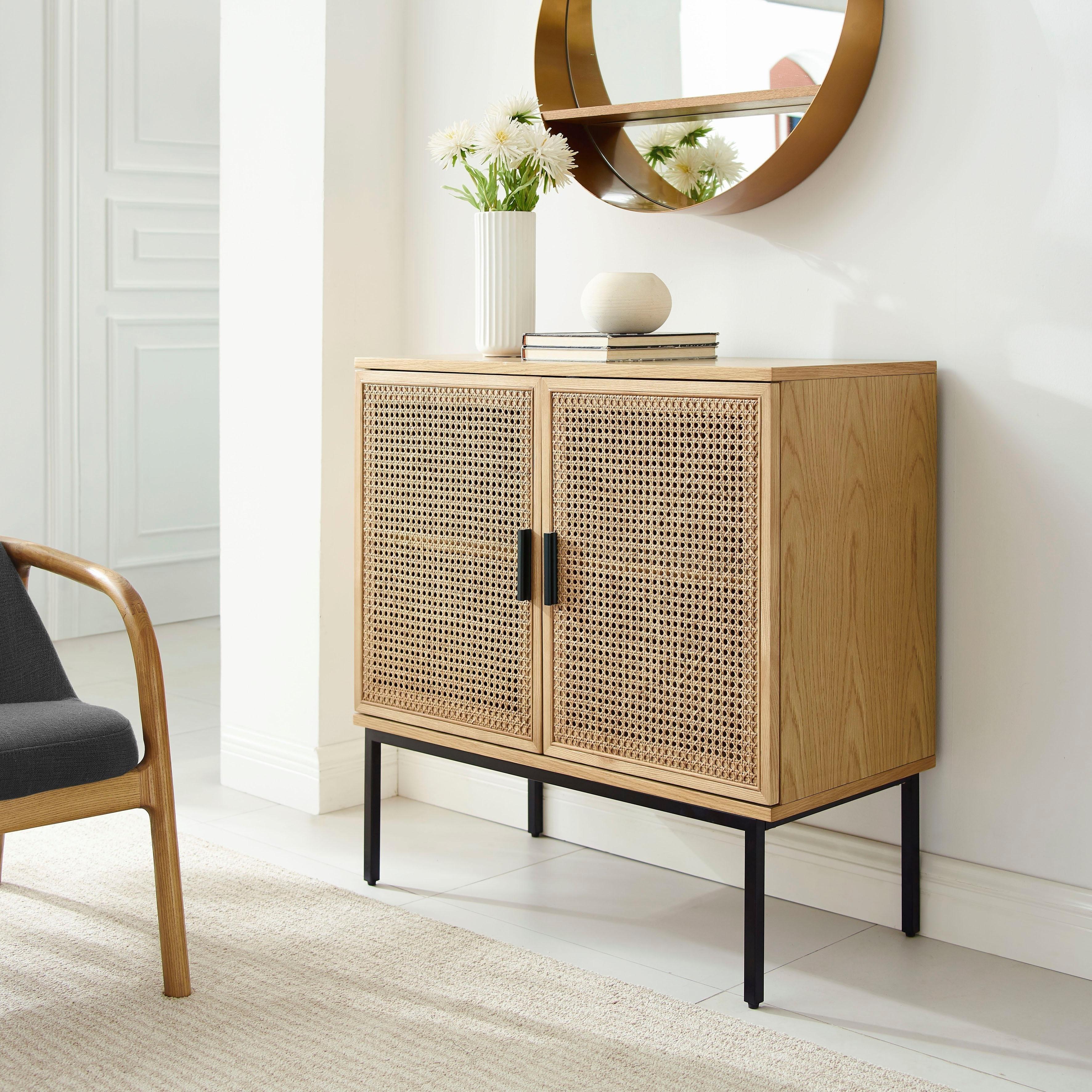 Couch♥ dressoir »Fijn vlechtwerk« goedkoop op otto.nl kopen