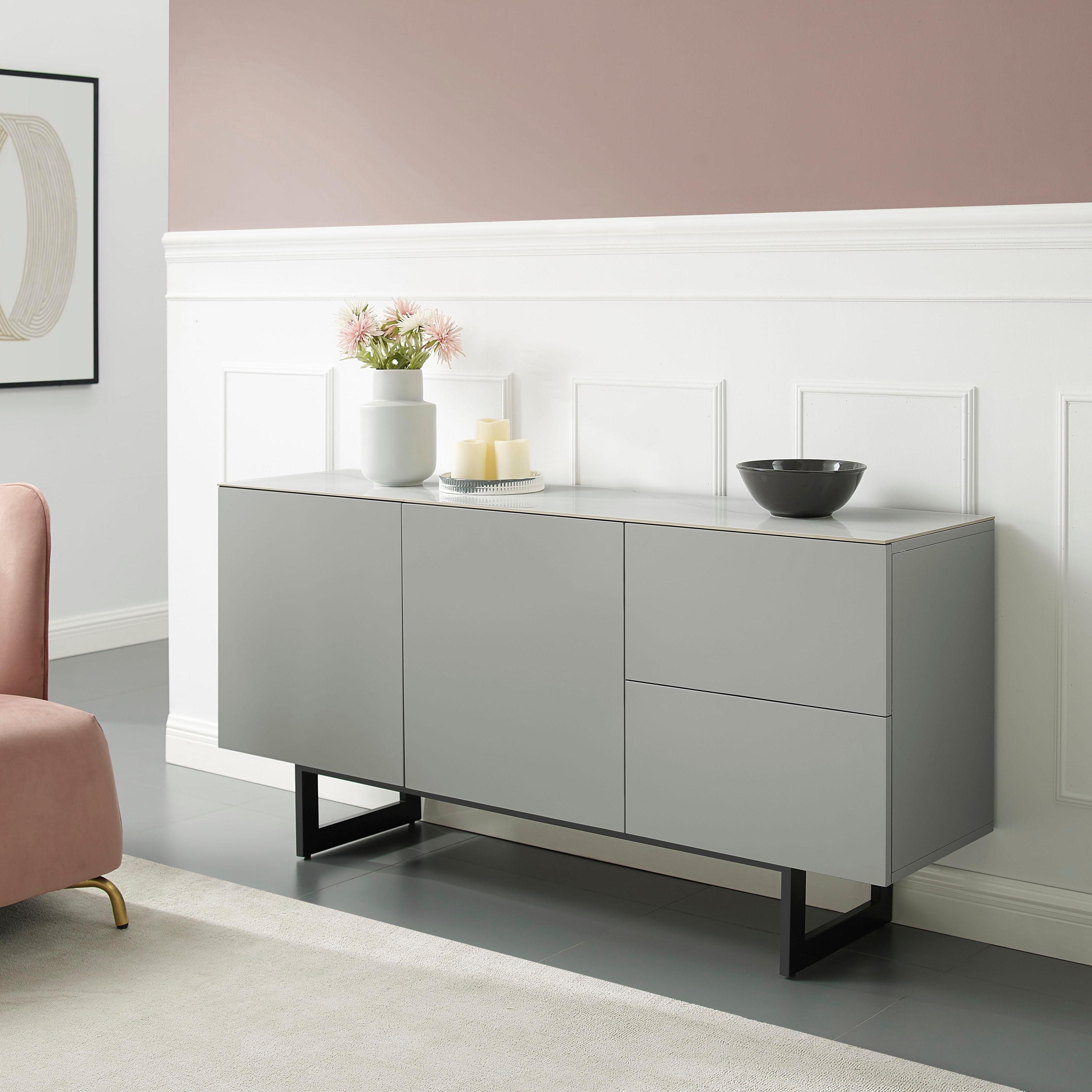 COUCH♥ dressoir »Fijne randen« goedkoop op otto.nl kopen