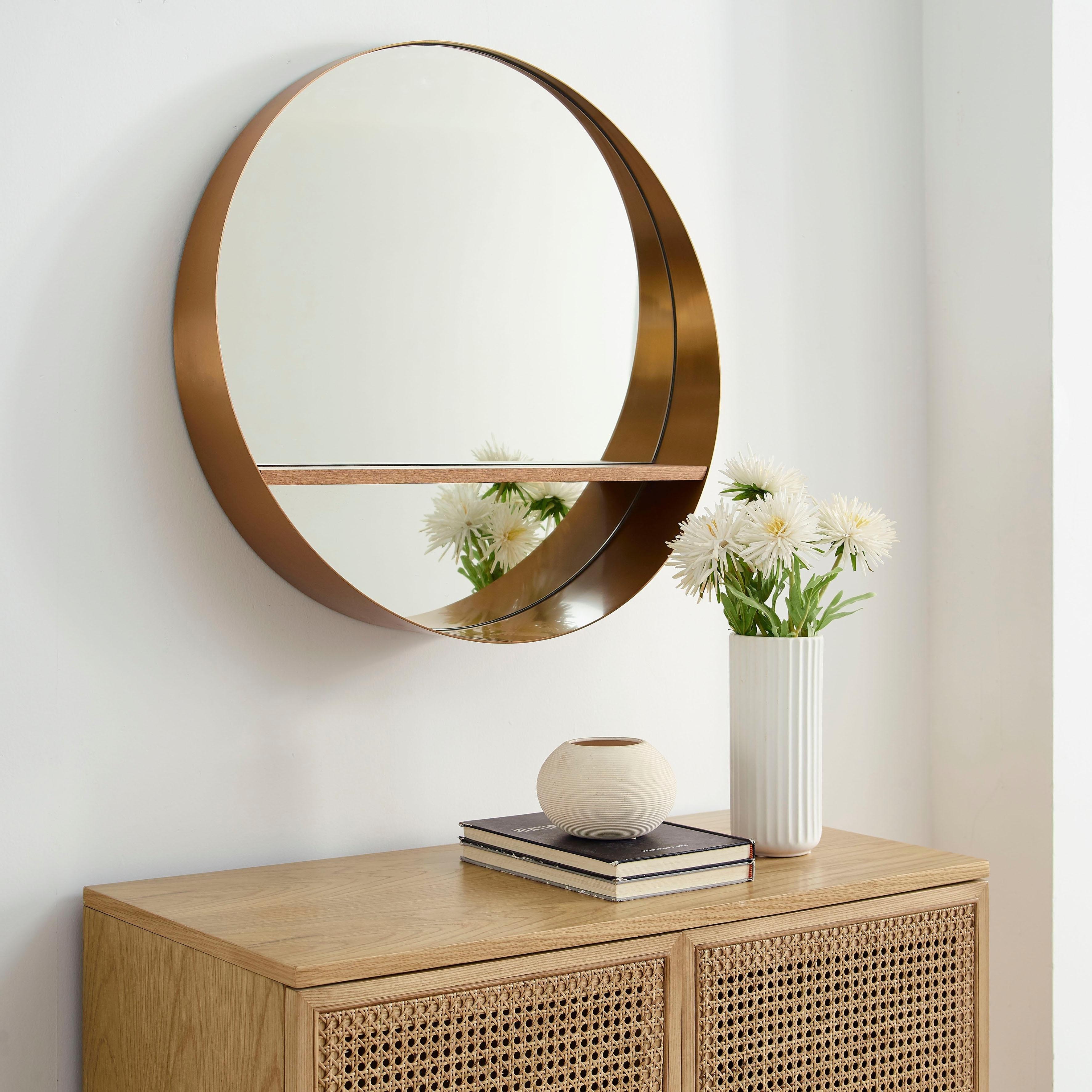 COUCH♥ spiegel »Doorzichtig glas« nu online kopen bij OTTO