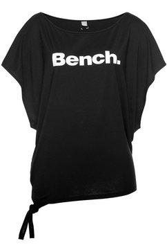 bench. t-shirt met logoprint zwart