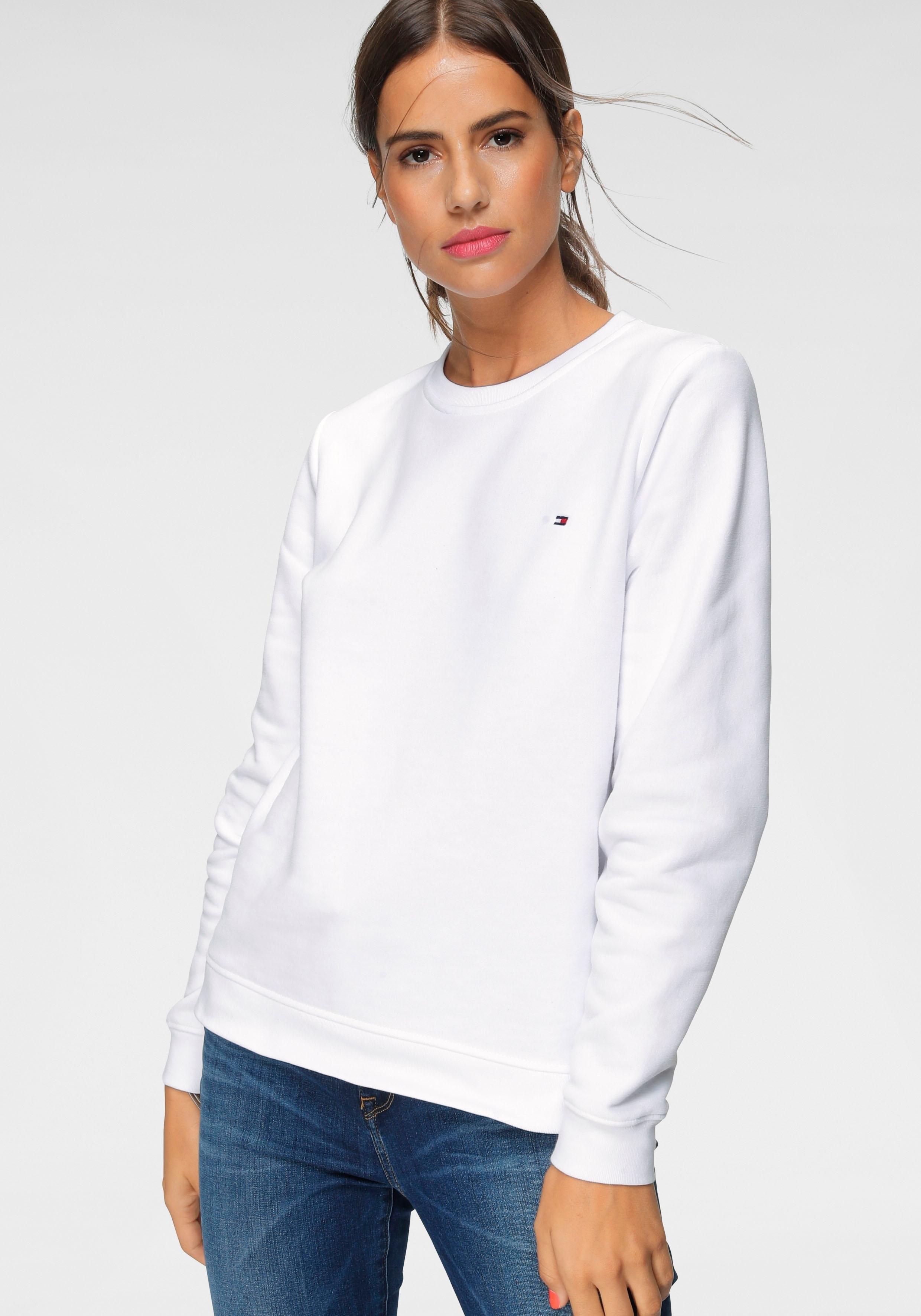 Tommy Hilfiger sweatshirt »HERITAGE CREW NECK SWEATSHIRT« goedkoop op otto.nl kopen