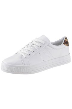 bruno banani sneakers wit