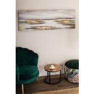 home affaire olieverfschilderij sea afmeting (bxdxh): 150x3,8x50 cm multicolor