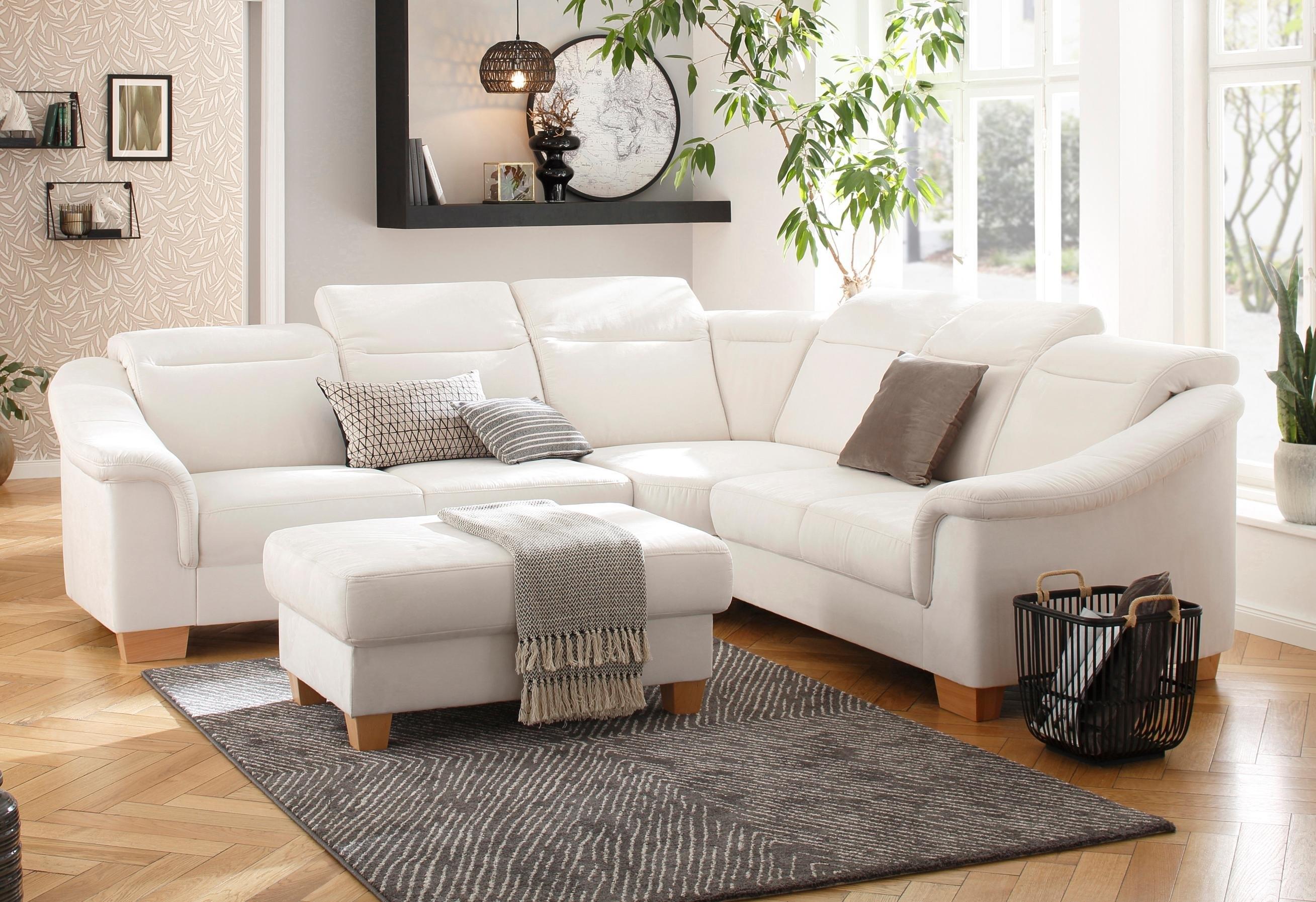 Premium collection by Home affaire hoekbank Empire Binnenvering, naar keuze met verstelbaar hoofdeind en met of zonder slaapfunctie voordelig en veilig online kopen