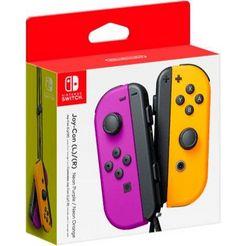 nintendo switch »joy-con 2er-set« switch-controller multicolor