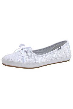 keds sneakers »teacup eyelet« wit