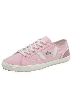 lacoste sneakers »sideline 120 1 cfa« roze