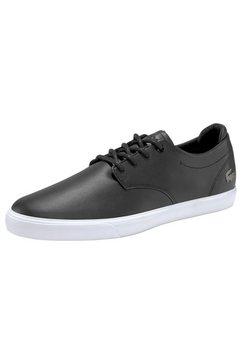 lacoste sneakers »esparre bl 1 cma« zwart