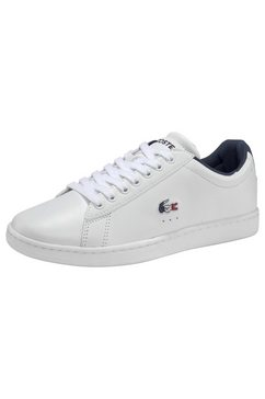 lacoste sneakers »carnaby evo tri 1 sfa« wit