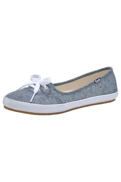 keds sneakers »teacup chambray« blauw