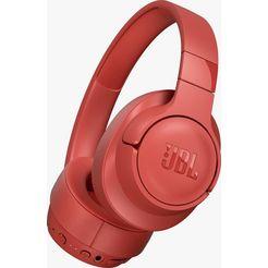 jbl over-ear-hoofdtelefoon tune 750 btnc rood