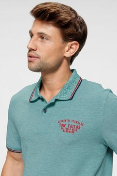 tom tailor poloshirt groen