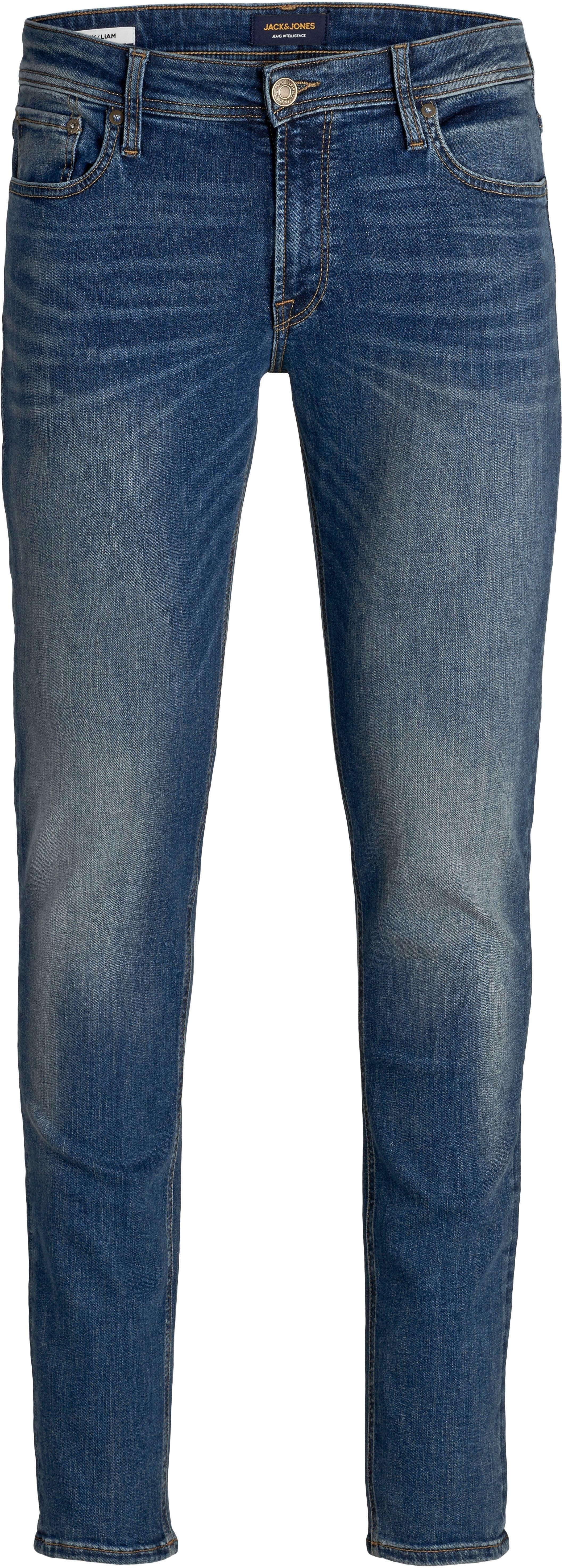 Jack & Jones skinny fit jeans »LIAM JJORIGINAL« bij OTTO online kopen