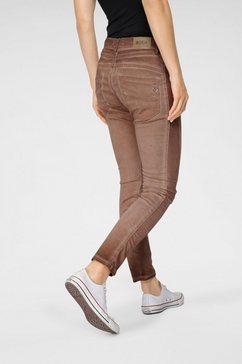 please jeans boyfriendbroek »p-78m« roze