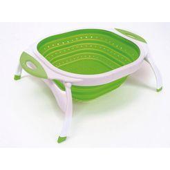 think kitchen vergiet opvouwbaar groen