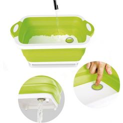 think kitchen snijplank groen