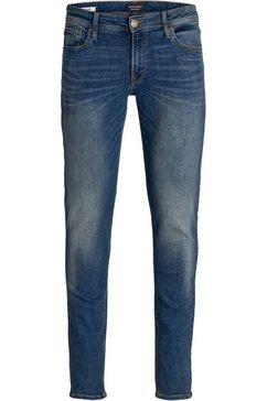 jack  jones slim fit jeans »tim jjorigin« blauw
